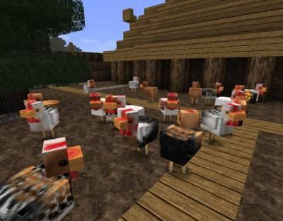 Minecraft 1.8 Русская Версия